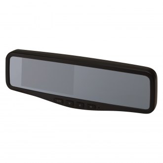 "ECCO® - Gemineye™ Rear View Mirror with Built-in 4.3"" Monitor"