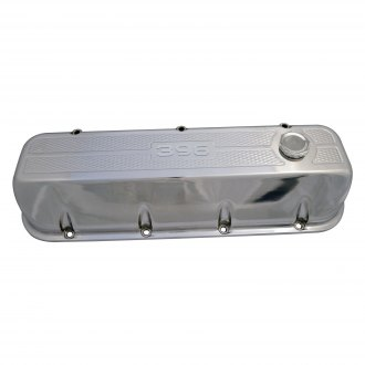 Eddie Motorsports® - Angel Cut Diamond Series Valve Covers