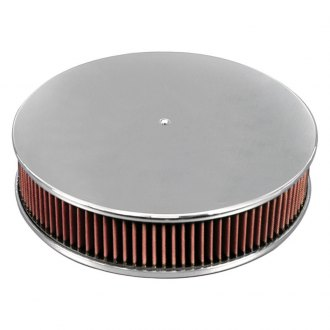 Eddie Motorsports® - Billet Aluminum Round Air Cleaner