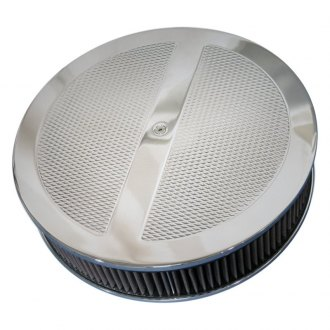 Eddie Motorsports® - Billet Aluminum Diamond Series Round Air Cleaner