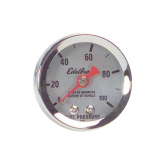 Edelbrock® - Fuel Pressure Gauges