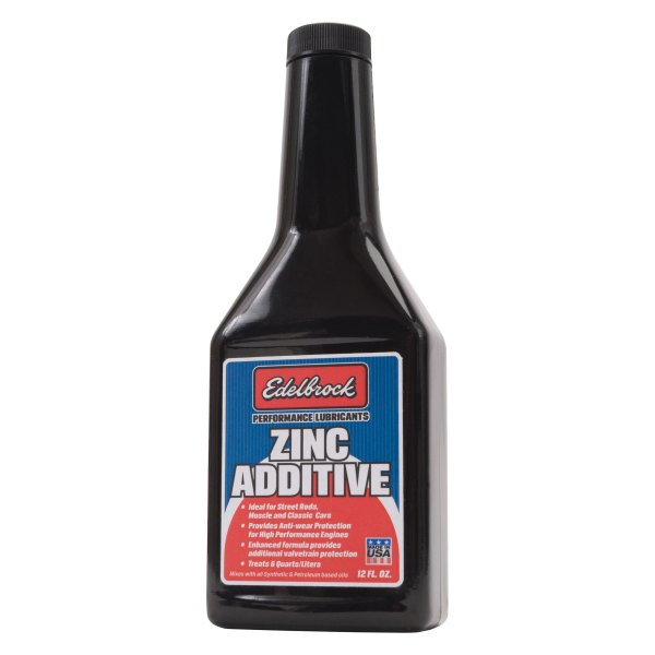 Edelbrock 1074 High Performance Zinc Additive Engine