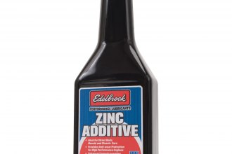 Edelbrock® - High Performance Zinc Additive Engine Oil Supplement