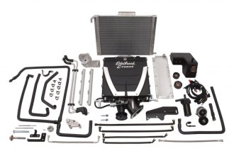 Edelbrock® - Supercharger Competition E-Force Kit