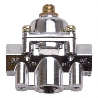 Edelbrock® - Adjustable Fuel Pressure Regulator