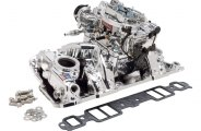 Edelbrock® - Performer RPM Manifold and Carburetor Kit