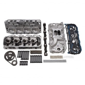 Edelbrock® - Performer™ RPM Satin Power Package Top End Kit