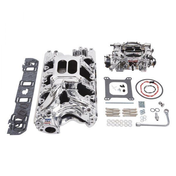 Ford F-250 With Windsor Cylinder Head With