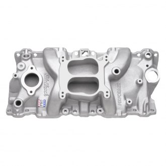 Edelbrock® - Performer Intake Manifold For Cast Iron Head