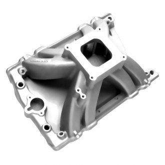 Edelbrock® - Victor Single Plain Intake Manifold