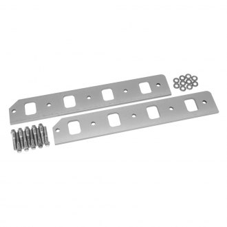 Edelbrock® - Glidden Victor Intake Manifold Spacer Plate and Bolt Kit