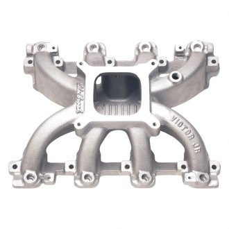 Edelbrock® - Victor Jr.™ High-Rise Competition EFI Single Plane Intake Manifold