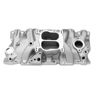 Edelbrock® - Performer Intake Manifold For Cast Iron Heads