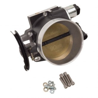Edelbrock® - Universal 90mm Black Pro-Flo XT™ Throttle Body