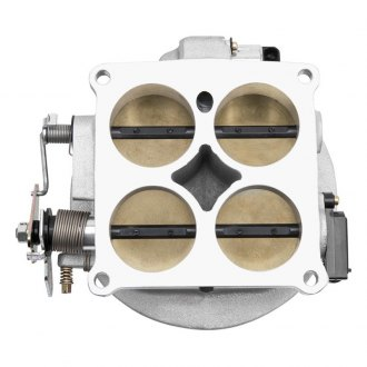 "Edelbrock® - Universal 4-Barrel Throttle Bodies with Delphi/GM Iac 2.25"" Throttle Bores, 2000 CFM"