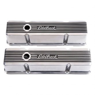 Edelbrock® - Elite 2 Series™ Tall Profile Valve Covers