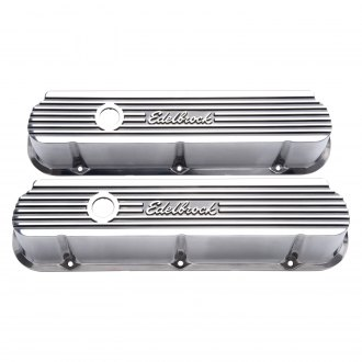 Edelbrock® - Elite 2 Series Valve Covers