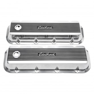Edelbrock® - Elite 2 Series™ Valve Covers