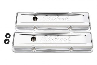 Edelbrock® - Signature Series Valve Covers