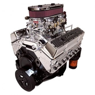 Edelbrock® - Performer Dual-Quad Crate Engine