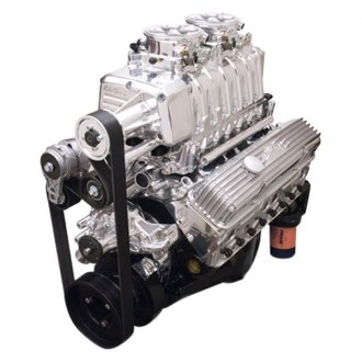 Edelbrock® - E-Force Enforcer Supercharged 9.5:1 Crate Engine