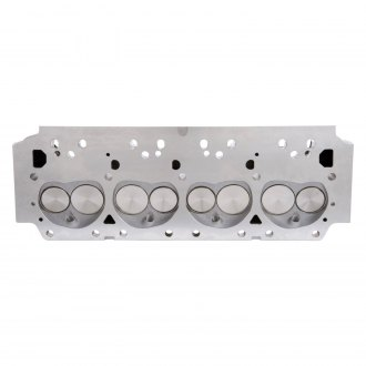 Edelbrock® - Performer RPM 440 Satin Cylinder Head