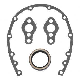 Edelbrock® - Timing Cover Gasket and Oil Seal Kit