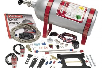 Edelbrock® - Performer Bottle For Standard Flange Carburetors
