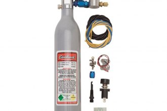 Edelbrock® - Concealed Bottle