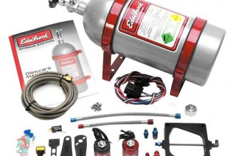 Edelbrock® - Performer RPM Pro-Flo™ EFI Bottle