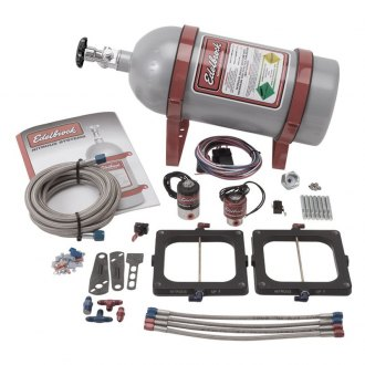 Edelbrock® - Performer RPM Carb/Plate Nitrous System