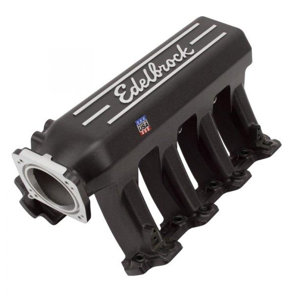 Ls1 Intake Manifold Edelbrock: Pro-Flo™ XT Black EFI Intake Manifold
