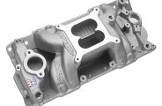 Edelbrock® - RPM Air-Gap Manifold For Square-Bore Carburetors