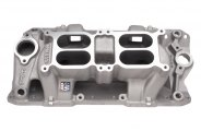 Edelbrock® - RPM Air-Gap Dual-Quad Intake Manifold For Square-Bore Carburetors