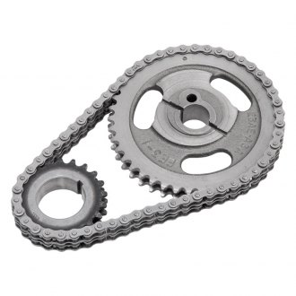 Edelbrock® - Performer-Link Timing Set with Heavy Duty Double Roller Chain