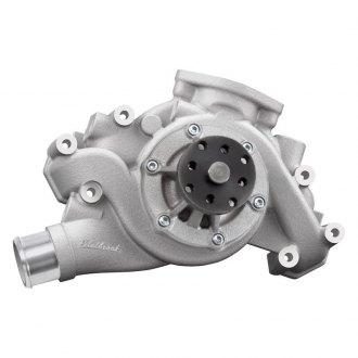 Edelbrock® - Satin Victor Pro Series Water Pump
