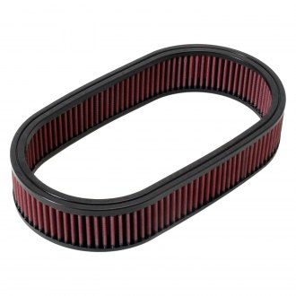 Edelbrock® - Oval Red Air Cleaner Filter