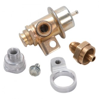 Edelbrock® - Rail Mounted Fuel Pressure Regulator