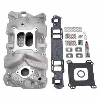 Edelbrock® 2041 - Performer™ RPM Satin Intake Manifold Installation Kit