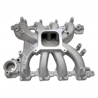 Edelbrock® - Victor Jr.™ Carbureted Single Plane Intake Manifold