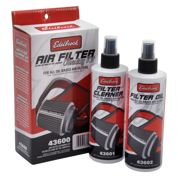 Edelbrock® - Pro-Charge™ Air Filter Cleaning Kit