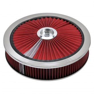 Edelbrock® - Pro-Flo™ Round Air Cleaner Assembly with Trim