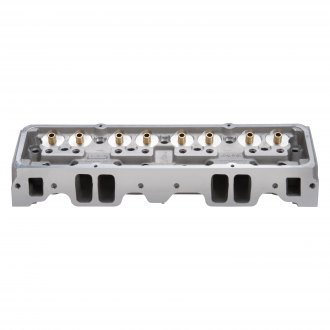 Edelbrock® - NHRA Legal Bare Satin Cylinder Head