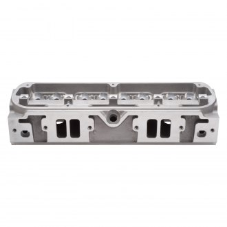 Edelbrock® - Victor 16° Pro-Port Raw Cylinder Head