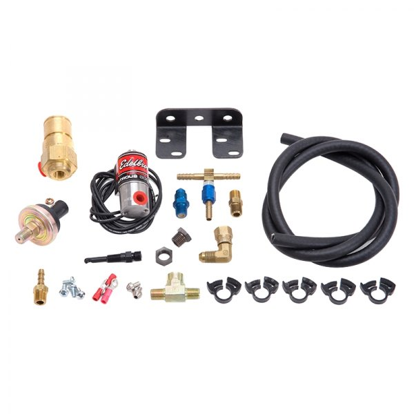 Edelbrock® - Wet To Dry Nitrous System Conversion Kit