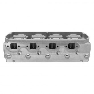 Edelbrock® - Victor 15 Degree Bare Satin Satin Cylinder Head