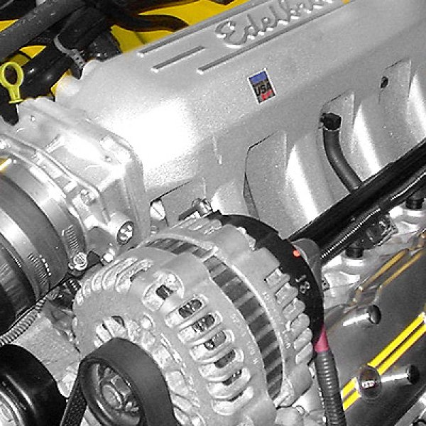 Edelbrock® - Supercharged Engine