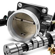 Edelbrock® - Throttle Body Units