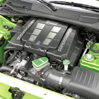 Dodge Charger Performance Superchargers & Components — CARiD com