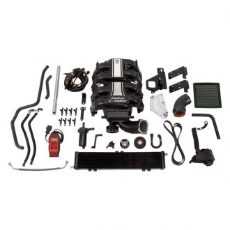 Edelbrock® - Stage 1 Street Kit Supercharger System